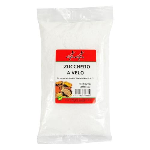 MIA-FOOD - -ZUCCHERO-A-VELO