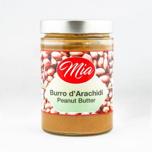 MIAFOOD - -BURRO-D'ARACHIDI