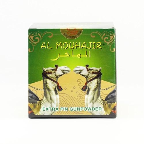 MIAFOOD - -AL-MOUHAJIR - -EXTRA-FIN-GUNPOWDER