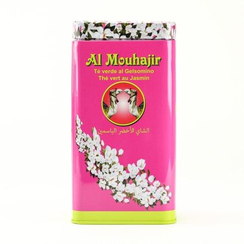 MIAFOOD - -AL-MOUHAJIR - -Tè-VERDE-AL-GELSOMINO