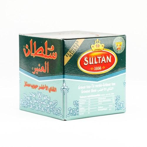 MIAFOOD - -SULTAN - -GREEN-TEA